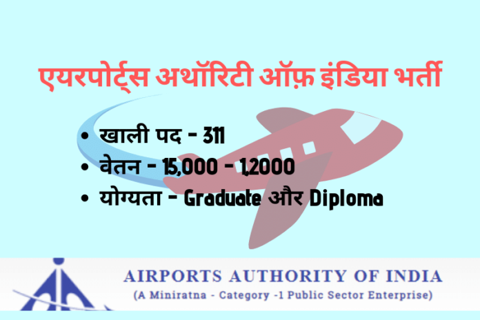 Airports Authority of IndiaRecruitment