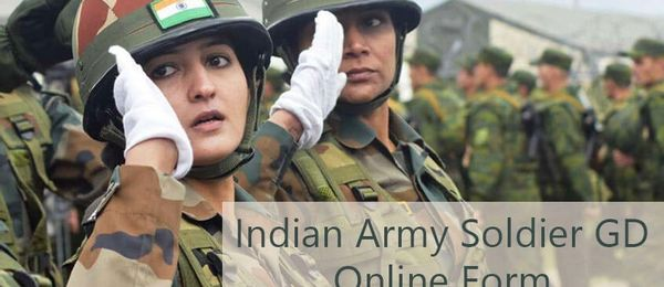 Indian Army Soldier GD